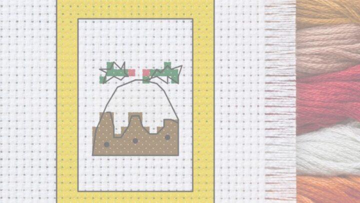 AJBD21 Nativity pdf only cross stitch chart