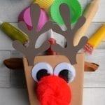 teacher gift with baking supplies