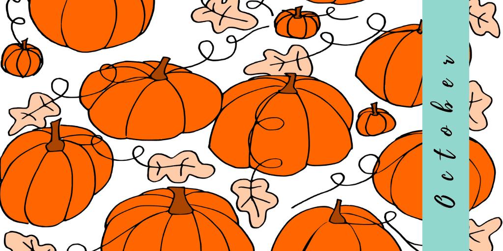 Free October Desktop Wallpaper Download